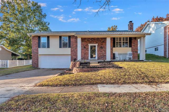 1111 Foxworth Court, Ballwin, MO 63011 (#19083414) :: The Kathy Helbig Group