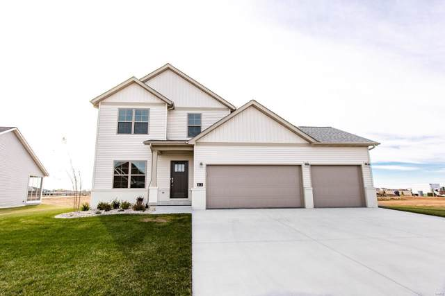 813 Green Jacket Way, O'Fallon, IL 62269 (#19083442) :: Kelly Hager Group | TdD Premier Real Estate