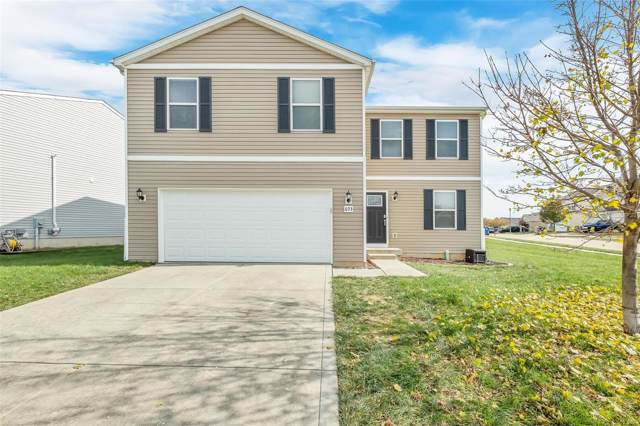 693 Rabbit Run Drive, O'Fallon, MO 63366 (#19083469) :: Barrett Realty Group