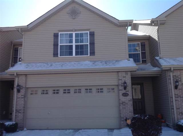 6836 Hampshire Court, Maryville, IL 62062 (#19083494) :: Peter Lu Team