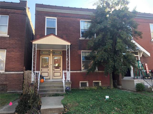 4128 Shaw Boulevard, St Louis, MO 63110 (#19083520) :: Clarity Street Realty