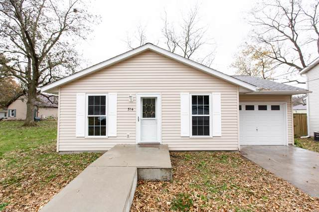 514 W Green Street, Mascoutah, IL 62258 (#19083541) :: Holden Realty Group - RE/MAX Preferred