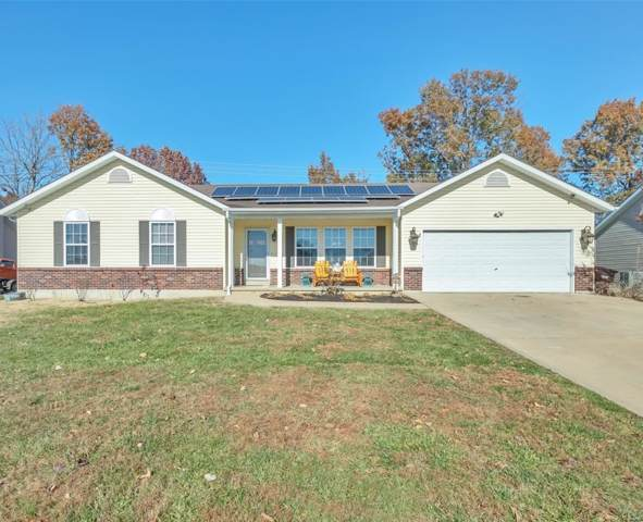 1270 Sleepy Hollow Dr, Troy, MO 63379 (#19083560) :: The Kathy Helbig Group