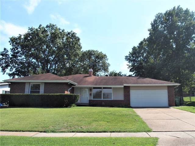 3580 Santiago Drive, Florissant, MO 63033 (#19083592) :: RE/MAX Professional Realty