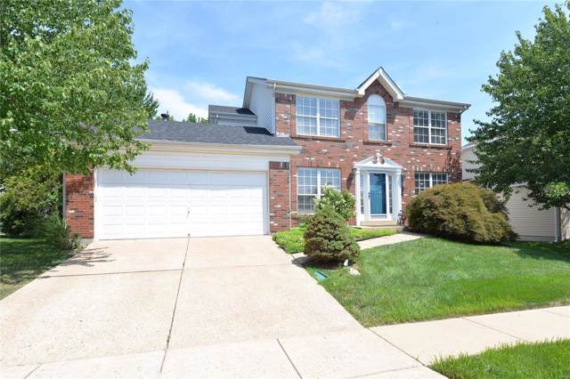 16931 Hickory Forest, Wildwood, MO 63011 (#19083595) :: Realty Executives, Fort Leonard Wood LLC