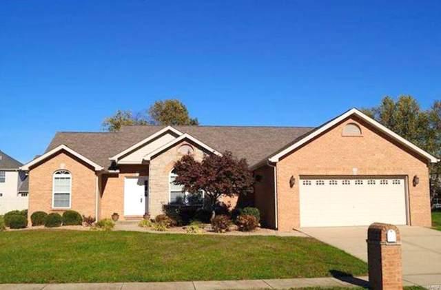 714 Wheatfield Road, O'Fallon, IL 62269 (#19083654) :: Realty Executives, Fort Leonard Wood LLC