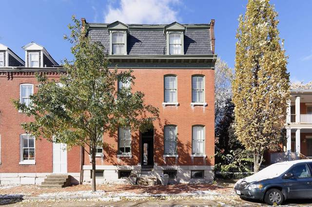 1859 S 10th Street C, St Louis, MO 63104 (#19083661) :: Clarity Street Realty