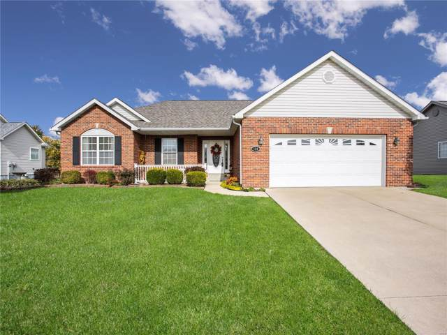 120 Gladwyn, Millstadt, IL 62260 (#19083689) :: The Kathy Helbig Group