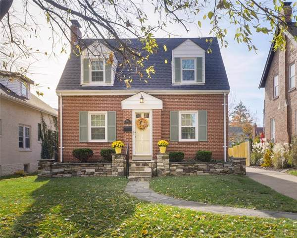 7444 Amherst Avenue, University City, MO 63130 (#19083711) :: Kelly Hager Group | TdD Premier Real Estate