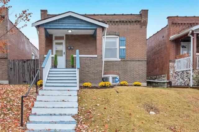 4419 Gannett Street, St Louis, MO 63116 (#19083712) :: Walker Real Estate Team