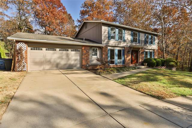 4508 Beaver Brook Court, St Louis, MO 63128 (#19083786) :: Clarity Street Realty