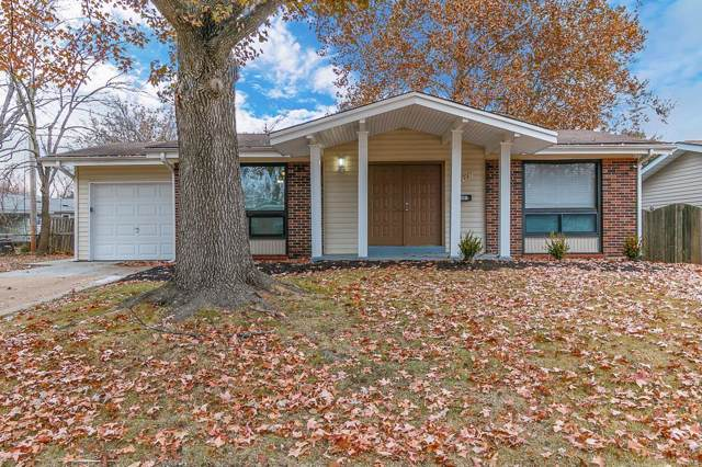 1481 Surfwood, Florissant, MO 63031 (#19083804) :: Clarity Street Realty