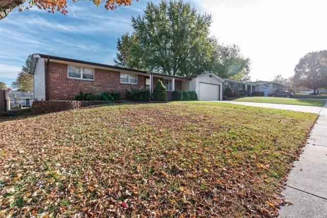 512 Rebecca Drive, Saint Charles, MO 63301 (#19083808) :: Walker Real Estate Team