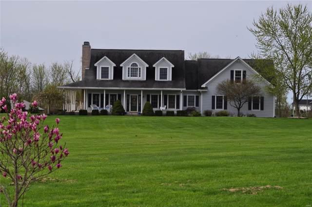 5958 State Route 157, Edwardsville, IL 62025 (#19083829) :: Hartmann Realtors Inc.