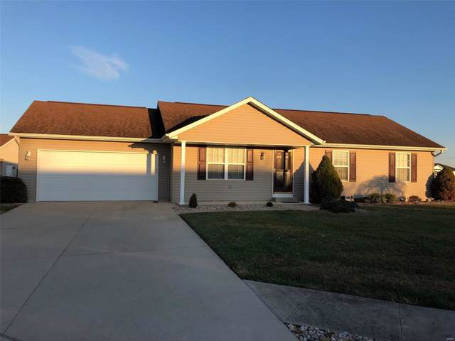 13174 Bluegrass, BREESE, IL 62230 (#19083849) :: St. Louis Finest Homes Realty Group