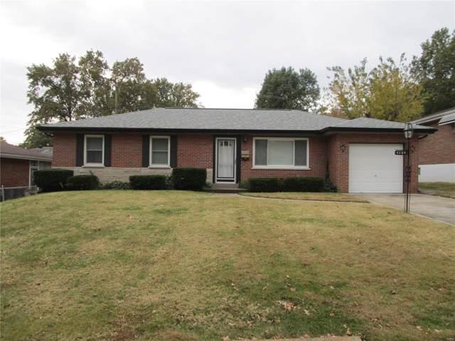 4204 Malcolm, St Louis, MO 63125 (#19083854) :: Matt Smith Real Estate Group