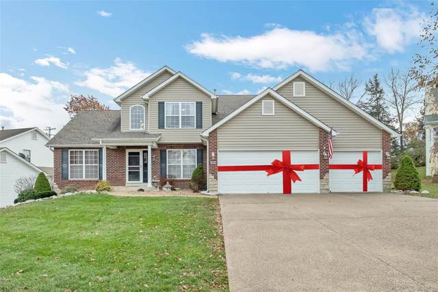 2004 Archway Drive, Wentzville, MO 63385 (#19083903) :: Clarity Street Realty