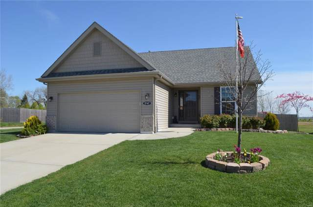 2747 London Lane, Shiloh, IL 62221 (#19083912) :: Holden Realty Group - RE/MAX Preferred