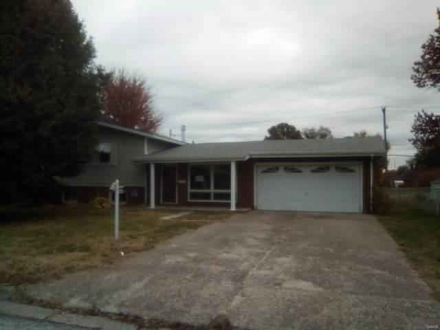 3316 Lydia Lane, Granite City, IL 62040 (#19083924) :: Hartmann Realtors Inc.