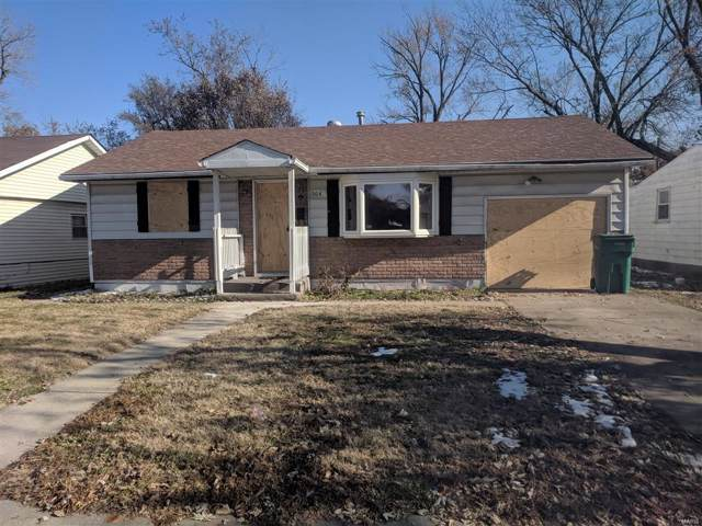 504 N 48th Street, East St Louis, IL 62205 (#19083933) :: Kelly Hager Group | TdD Premier Real Estate