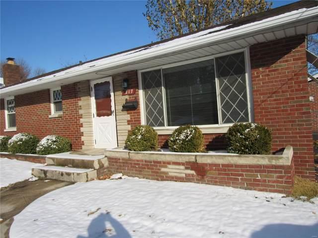 217 Longfellow Avenue, Alton, IL 62002 (#19083941) :: Matt Smith Real Estate Group