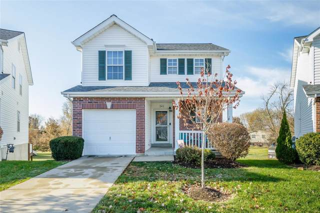 241 Tyndale Drive, O'Fallon, MO 63366 (#19083971) :: Kelly Hager Group | TdD Premier Real Estate