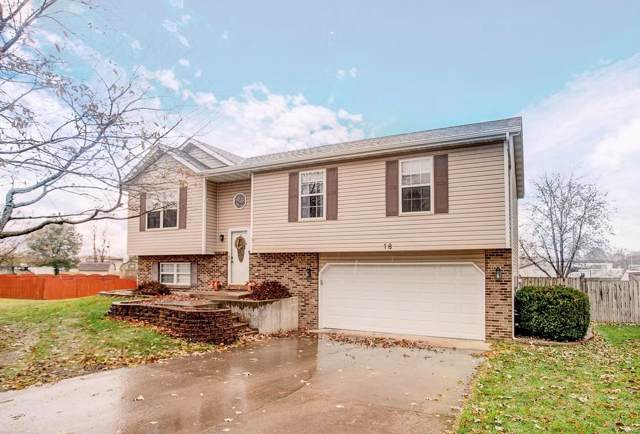 18 Hollowood Ct, Troy, IL 62294 (#19084027) :: Hartmann Realtors Inc.