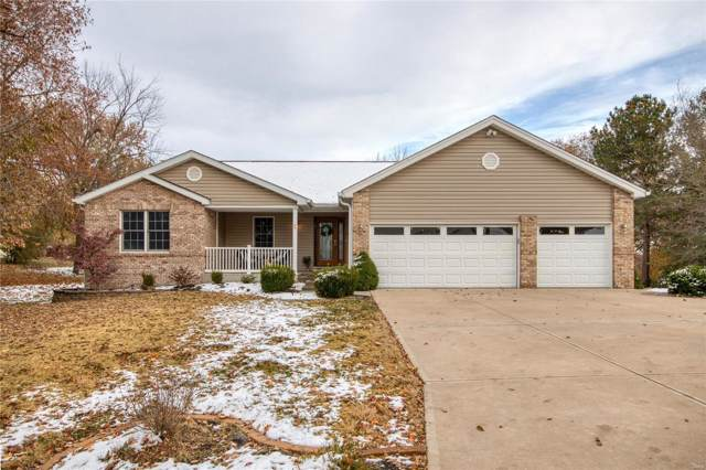 2 Royale Drive, Lake St Louis, MO 63367 (#19084039) :: Clarity Street Realty