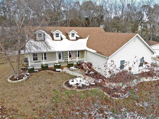 2338 Timber Ridge Road, Saint Jacob, IL 62281 (#19084067) :: Kelly Hager Group | TdD Premier Real Estate