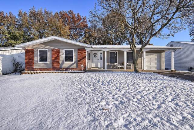 1410 Bluefield Drive, Florissant, MO 63033 (#19084114) :: Kelly Hager Group | TdD Premier Real Estate