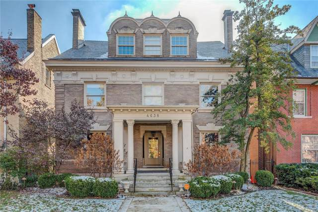4638 Pershing Place, St Louis, MO 63108 (#19084126) :: Matt Smith Real Estate Group
