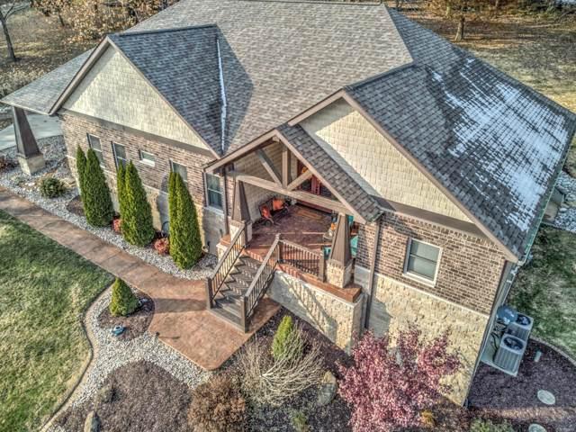 107 Hillside Court, Collinsville, IL 62234 (#19084157) :: Kelly Hager Group | TdD Premier Real Estate