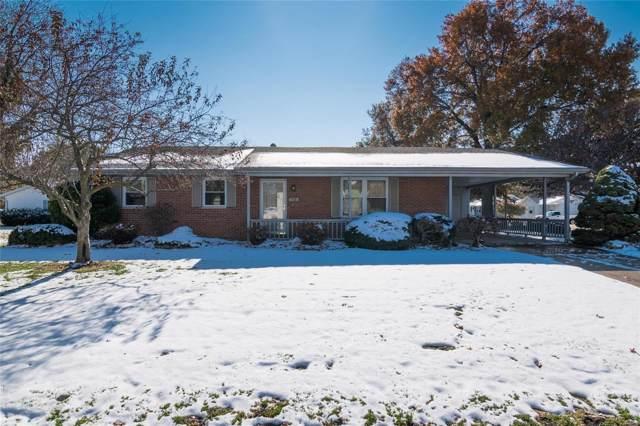 122 W Henderson Street, Troy, IL 62294 (#19084189) :: Fusion Realty, LLC