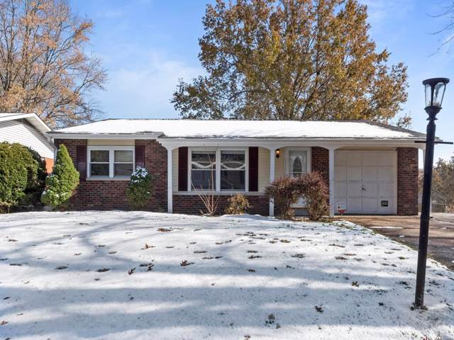 309 Dogwood, Fairview Heights, IL 62208 (#19084213) :: Matt Smith Real Estate Group