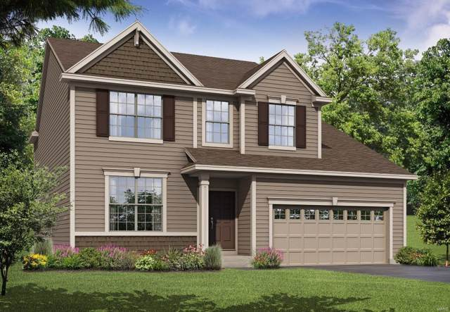 1 Montego @ Inverness, Dardenne Prairie, MO 63368 (#19084244) :: Clarity Street Realty
