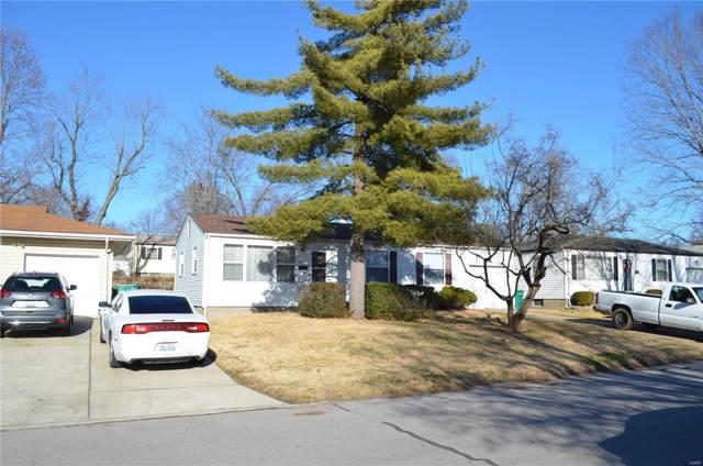 611 Marshfield Drive, St Louis, MO 63137 (#19084245) :: Sue Martin Team