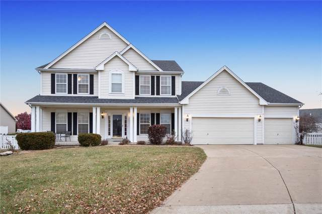 314 Copper Tree Court, O'Fallon, MO 63368 (#19084267) :: RE/MAX Vision
