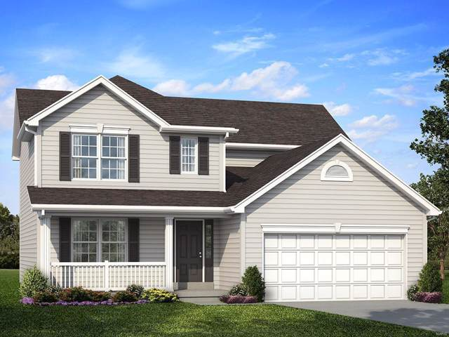 142 Brookview Way Drive, O'Fallon, MO 63366 (#19084280) :: Kelly Hager Group   TdD Premier Real Estate