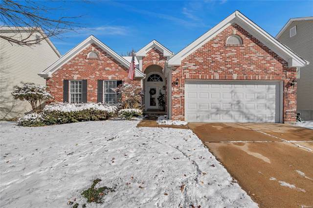 444 Coventry Trail Lane, Maryland Heights, MO 63043 (#19084311) :: Sue Martin Team