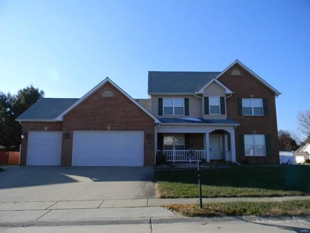 1601 Coles Court, Edwardsville, IL 62025 (#19084335) :: RE/MAX Vision