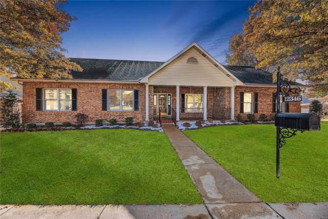 12346 Courtyard Lake Drive, Sunset Hills, MO 63127 (#19084336) :: Kelly Shaw Team