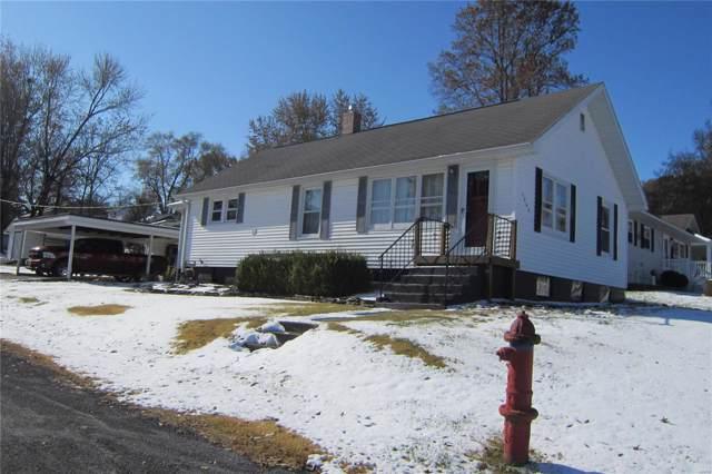 1302 W Jefferson Street, Vandalia, IL 62471 (#19084362) :: Clarity Street Realty