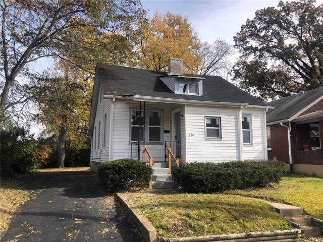 230 Harrison Avenue, St Louis, MO 63135 (#19084411) :: RE/MAX Vision