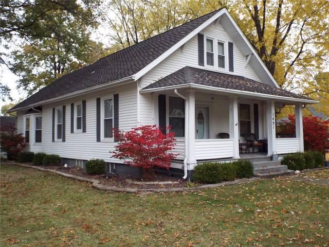 1491 Clinton Street, CARLYLE, IL 62231 (#19084417) :: Sue Martin Team