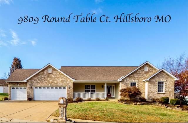9809 Round Table Court, Hillsboro, MO 63050 (#19084424) :: Matt Smith Real Estate Group