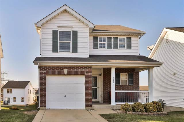 3025 Homefield Winds, O'Fallon, MO 63366 (#19084442) :: Kelly Hager Group | TdD Premier Real Estate