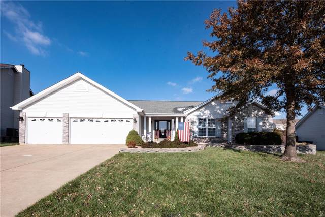 2021 Trio Drive, Wentzville, MO 63385 (#19084461) :: Kelly Hager Group   TdD Premier Real Estate