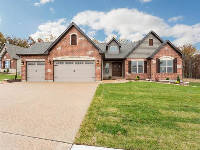 510 Stonewolf Creek Drive, Wentzville, MO 63385 (#19084479) :: Clarity Street Realty