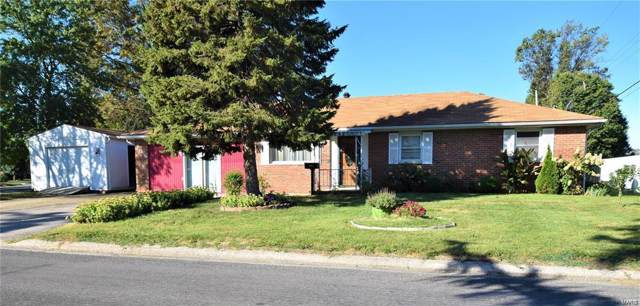 706 S Prairie Street, Bethalto, IL 62010 (#19084485) :: Kelly Shaw Team
