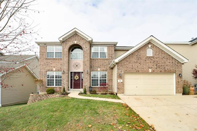 31 Clovercrest Court, St Louis, MO 63129 (#19084524) :: RE/MAX Professional Realty